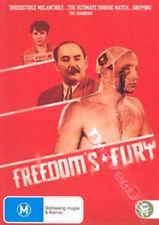 Freedom's Fury NEW PAL Documentaries DVD