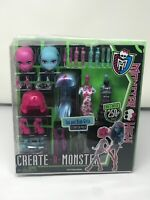 Monster High dolls Create A Monster CAM Blob and Ice Girls Starter Set