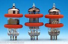 Dampers pour tubes 12AX7, 12AU7, 12AT7, EL84, 6922, ECC81/82/83, ... (paire)
