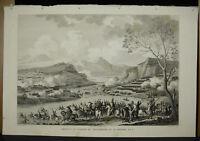 Carle Vernet Battaglia Di Valvasone Arco Tagliamento c1815 Napoleone Bonaparte