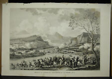 Carle Vernet Bataille de Valvasone Passage Tagliamento c1815 Napoléon Bonaparte