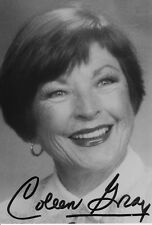 Colleen Gray Signed photo 8x10 COA 12/15R CHOICE OF 2 DIFFERENT