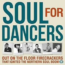 Various Artists Soul for Dancers CD Unsealed UNPLAYED 2 CD 5055311002279