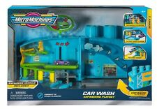 CAR WASH Micro Machines 2020 Expanding Playset EXCLUSIVE VEHICLE 2020 New