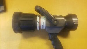 """Akron SaberJet Nozzle 2 1/2"""" Style #1526 Very Good Condition, Just Dirty!!"""