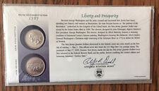 1999 P & D NEW JERSEY STATE QUARTER US MINT FIRST DAY COVER - MINT PACKAGING