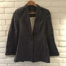 Zara Blazer Hip Linen Outer Shell Coats, Jackets & Waistcoats for Women