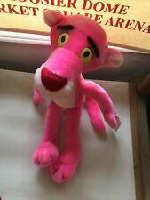 Vintage Rare Pink Panther Plush Stuffed Animal Toy Ace 1993 96 14� Long W/ Tag