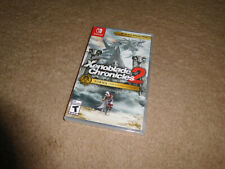 Xenoblade Chronicles 2 TORNA Golden Country Switch Game BRAND NEW FACTORY SEALED