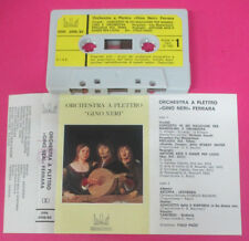 MC ORCHESTRA A PLETTRO GINO NERI Italo Pazzi 1982 italy DIAPASON no cd lp vhs