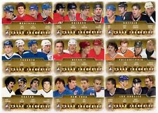 2011-12 In The Game Enforcers I Hockey 90-Card Base Set (1-90)