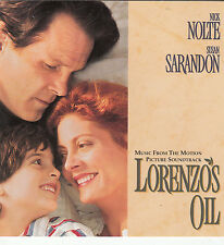 Lorenzo's Oil-1992-Original Movie Soundtrack-12 Track-CD