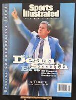 1997 Sports Illustrated NORTH CAROLINA Heels DEAN SMITH Commemorative No Label