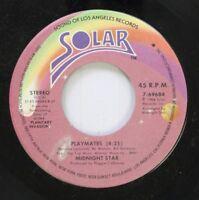 Soul 45 Playmates - Midnight Star / Operator On Solar