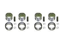 79-82 HONDA CB650 1.00mm OVERSIZE PISTONS SET 4 PISTONS INCLUDE  10-CB650APS-2