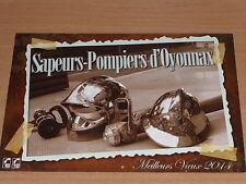 CALENDRIER DES SAPEURS POMPIERS OYONNAX ( 01 )  2014, ETAT NEUF, COLLECTION