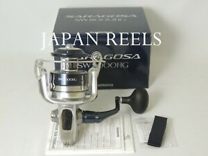 NEW SHIMANO 20 SARAGOSA SW 8000HG SRG8000SWAHG SWA REEL *1-3 DAYS FAST DELIVERY*