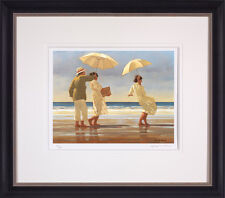 Jack Vettriano The Picnic Party Framed Limited Edition Giclee