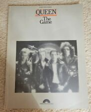 "Queen (Freddie Mercury, Brian May) ""The Game"" 1980 Songbook - Oop"