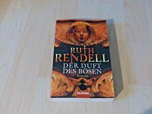 Der Duft des Bösen von Ruth Rendell -  Roman Taschenbuch