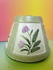 Yankee Candle Large Candle Jar Shade~4 Different Flower Scenes
