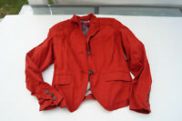 CECIL Damen Jacke Blazer Business stretch Gr.S terracotta TOP
