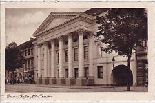 "uralte AK, Dessau, Kaffee ""Altes Theater"", 1936"