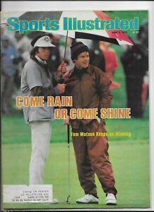 Sports Illustrated June 4 1979 Tom Watson Keeps on Winning NM