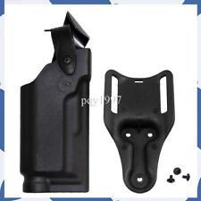 Tactical Military Waist Belt Gun Pistol Holster for Beretta M9 M92  With Light