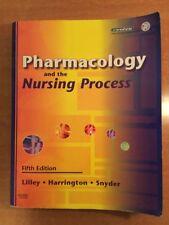 Pharmacology Nursing Process Book 5th Edition Manual Evolve