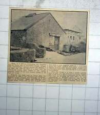 1959 The Changing Face Of Troon, Closed Smithy Next To New Council Houses