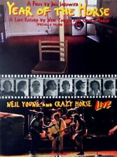 YOUNG, NEIL - 1998 - Promoplakat - Year of the Horse - Poster