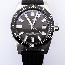 Sharkey 62MAS Diver Automatic Wristwatch MarineMaster Man SLA017 NH35A  Sapphire