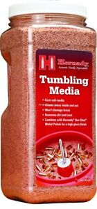 Hornady One Shot Tumbling Media Made of Ground Corn Cob Cleans Up Cases 050303
