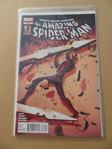 Amazing Spider-man  679 . Marvel  2012 .  VF