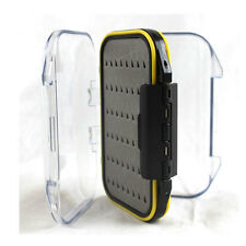 Fishing Lure Bait Storage Bag Tackle Box Lures Organizer Holder Double Side Box