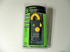 Greenlee CM-600 AC/DC 600A Clamp-on Meter Multimeter Clampmeter NEW