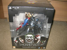 Injustice:Gods Among Us: Collector's UK Edition PS3 *Brand NEW- Factory Sealed*