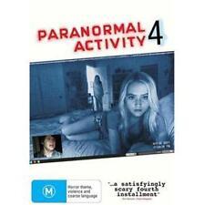 PARANORMAL ACTIVITY 4 - BRAND NEW & SEALED DVD (REGION 4) HORROR