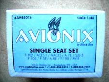 Avionix 1/48 AV48016 Single Seat Set