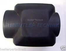 Eberspacher Airtronic D4 Calentador 90mm 90 grados de salida Capucha | 221000010023