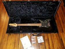 Vigier Excalibur France Stainless Steel Frets guitar DiMarzio Gibson strings