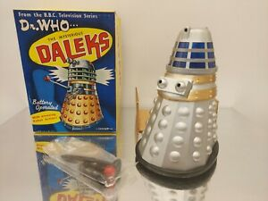Vintage Marx Dalek (1964) BBC TV Doctor Who Boxed Superb unplayed with