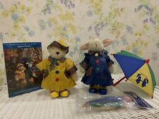 Muffy Vanderbear, Rainy Day Collection with Umbrella and Jigsaw puzzle