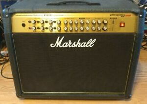 MARSHALL AVT275 Valvestate. Tube Preamp! With DFX effects. Ships from USA ! 150W