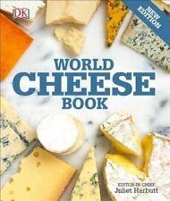 NEW World Cheese Book by Juliet Harbutt