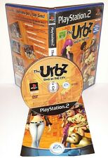 URBZ SIMS IN THE CITY - Playstation 2 Ps2 Play Station Gioco Game Sony