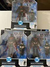 DC Multiverse McFarlane BATMAN BEYOND Target Exclusive NEW!  Lot Of 3
