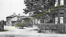 Driffield Railway Station Phot. Nafferton to Garton and Southburn. (10)