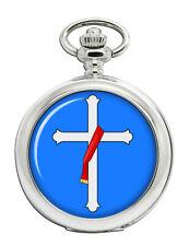 Deacon's Cross Christian Pocket Watch